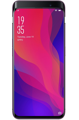 Smartphone Oppo FIND X 256go ROUGE
