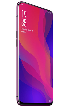 Oppo FIND X 256go ROUGE