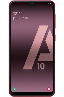 Samsung Galaxy A10 32Go rouge