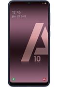 Samsung Galaxy A10 32Go bleu