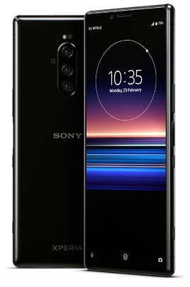 Sony Pack Xperia 1 + Casque Wh-1000XM3