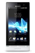 Sony XPERIA U BLANC