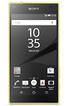 Sony XPERIA Z5 COMPACT JAUNE photo 1