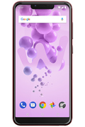 Wiko VIEW2 GO ROUGE