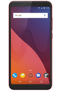 Wiko VIEW 32GO ROUGE CERISE