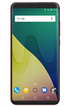 Wiko VIEW XL ROUGE CERISE photo 1