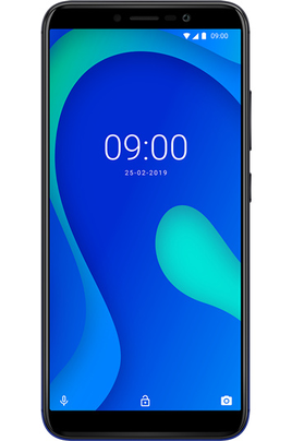 Wiko Y80 ANTHRACITE BLUE 16Go