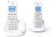 Alcatel XL 595 DUO Blanc