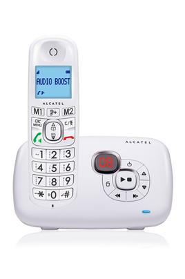 Alcatel XL 385 VOICE BLANC
