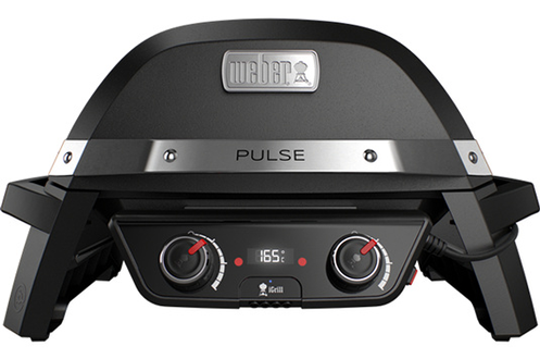 Weber PULSE 2000 NOIR CONNECTE