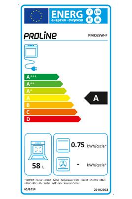 Proline PMC65W-F