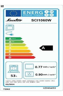 Sauter SCI1060W