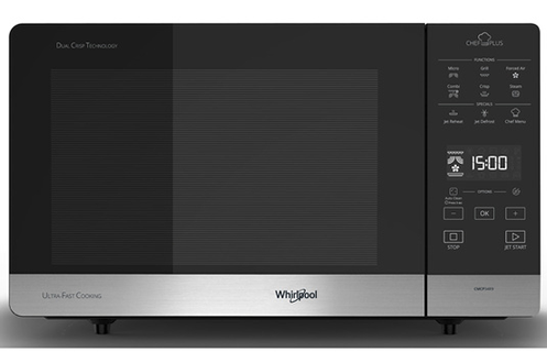 Whirlpool CMCP34R9 BL CHEF PLUS