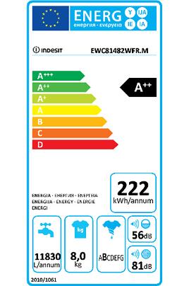 Indesit EWC 81482 W FR.M