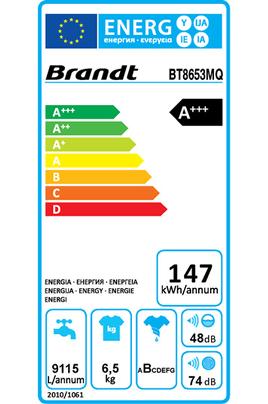 Brandt BT8653MQ