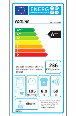 Proline PROHP8A++