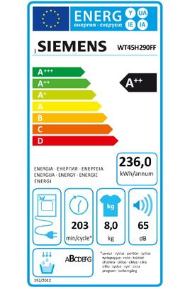 Siemens WT45H290FF