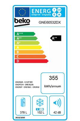 Beko GNE60532DX