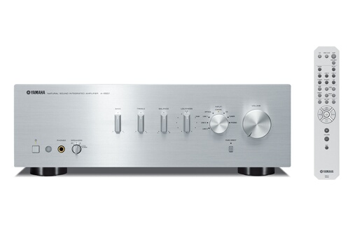 Yamaha AS501 SILVER