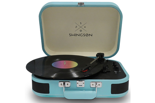 Swingson ON STAGE BLUETOOTH BLUE
