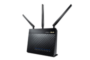 Asus Routeur RT-AC68UF WIFI AC1900 Double Bande avec Trend Micro Protection, Beamforming et AiCloud