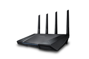 Asus Routeur RT-AC87U WIFI AC2400 Double Bande avec WhatTheFast, Beamforming & Trend Micro