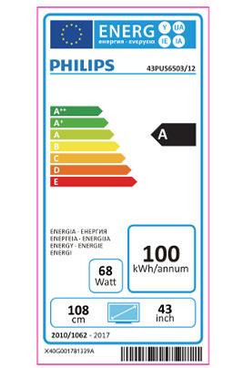 Philips 43PUS6503 4K UHD