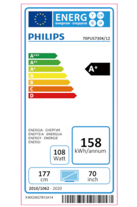 Philips The One 70PUS7304
