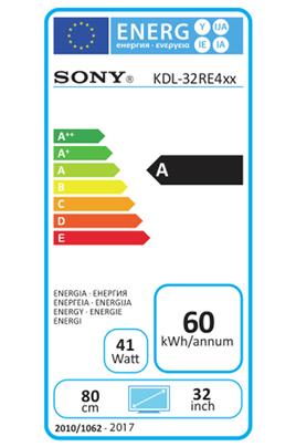 Sony KDL32RE400