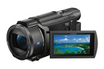 Sony PACK FDR-AX53 4K + FOURRE-TOUT + SD 16GO photo 2