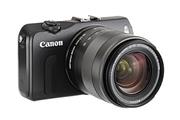 Canon EOS M NOIR + 18-55 MM + FLASH 90EX