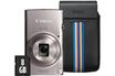 Canon IXUS 285 HS GRIS + ETUI + 8GO photo 1
