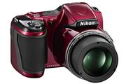 Nikon COOLPIX L820 ROUGE