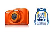 Nikon COOLPIX W150 ORANGE + SAC