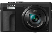 Panasonic PACK Lumix TZ90K Noir + Etui + SD 8 Go
