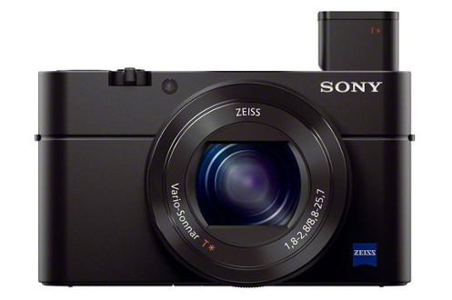 Sony DSC-RX100 III N PACK + HOUSSE + CARTE SD 8 Go