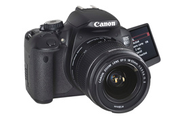 Canon EOS 650D + 18-55 IS