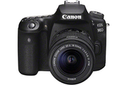 Canon EOS 90D, Objectif EF-S 18-55mm IS STM