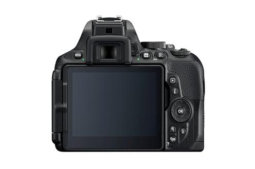Nikon D5600 + 18-55 VR