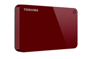 Toshiba CANVIO ADVANCE 2.5 1To ROUGE