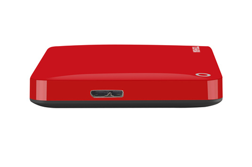 Toshiba CANVIO CONNECT II 1TB RED