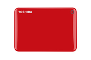 Toshiba CANVIO CONNECT II 1TB RED