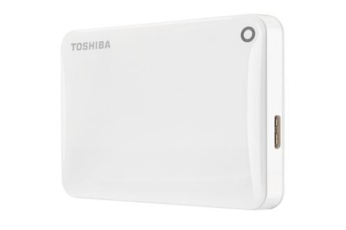 Toshiba CANVIO CONNECT II 500 GB WHITE