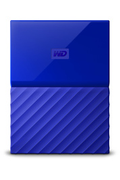 Wd DD2.5 1TB MY PASSPORT BLEU
