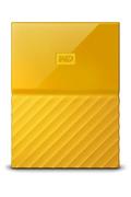 Wd DD2.5 1TB MY PASSPORT JAUNE