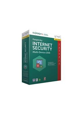 LOGICIEL PC ET MAC KASPERSKY INTERNET SECURITY 2016 1 POSTE / 1 AN MISE à JOUR