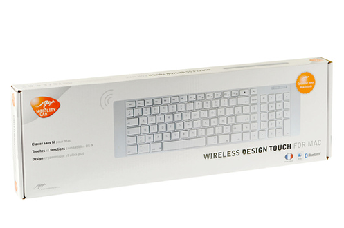 Mobility Lab Wireless Design Touch For Mac