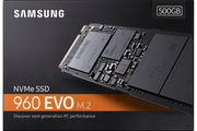 Samsung SSD 960EVO M2 500GB
