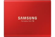 Samsung SSD externe T5 1 To Rouge