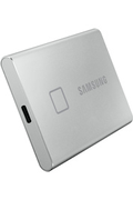 Samsung SSD EXTERNE T7 TOUCH 1T SILVER